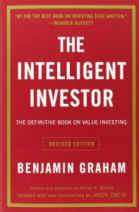 The Intelligent Investor -- Benjamin Graham